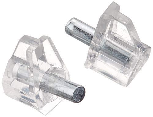 HSI 655945.0 Bodenträger Kunststoff transparent 4mm 50 St Stück