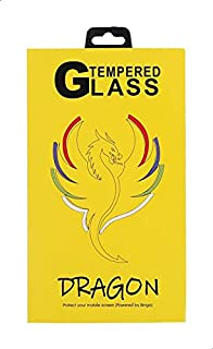شاشة حماية لاصقة زجاج مضادة لبصمات الاصابع لموبايل هواوي P9 من دراجون - شفافة