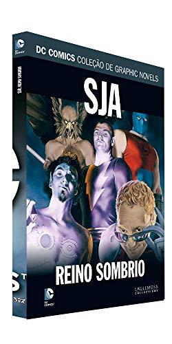 Dc Graphic Novels Ed. 125 - Sja: Reino Sombrio