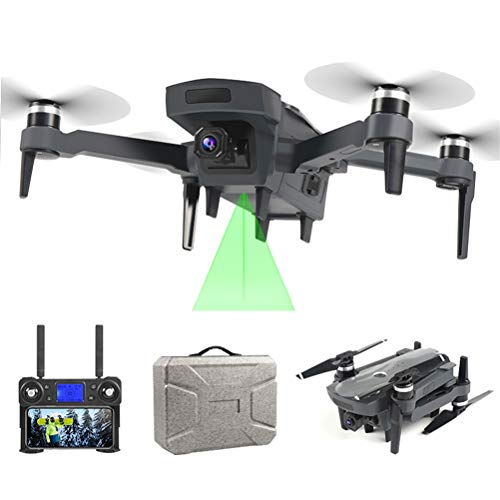 WXFXBKJ HD Drone GPS 1.8km 1800 4k 5G Long Range Drones 4k Profesional with Brushless Motor GPS Drone Dual Camera Foldable Kit Follow Me