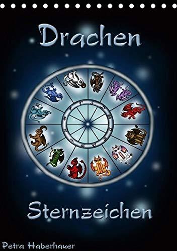 Drachen-Sternzeichen (Tischkalender 2020 DIN A5 hoch): Niedlicher Drachen - Sternzeichenkalender aus dem Reich der Astrologie. (Monatskalender, 14 Seiten ) (CALVENDO Kunst)