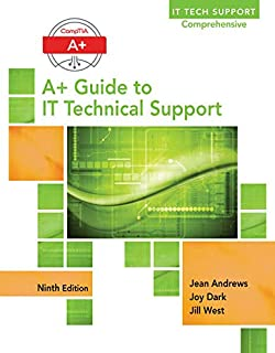 Lab Manual for Andrews' A+ Guide to IT Technical Support, 9th Edition