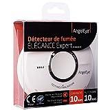 Detector de Humo. Alarma Sonora de 85 dB. Autonomía de 10 años. Normas CE14 6...