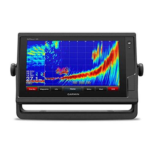"GARMIN GPSMAP 922xs Combo Chartplotter Ecoscandaglio Touch 9"""