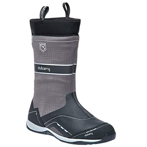 Dubarry Fastnet Aquasport Laarzen Carbon - Unisex - Lichtgewicht. Waterdicht en ademend