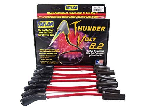 Taylor Cable 82205 ThunderVolt 8.2 Spark Plug Wire Set