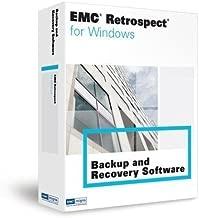 Upgrade Emc Retrospect 7.5 Dr Windows Only