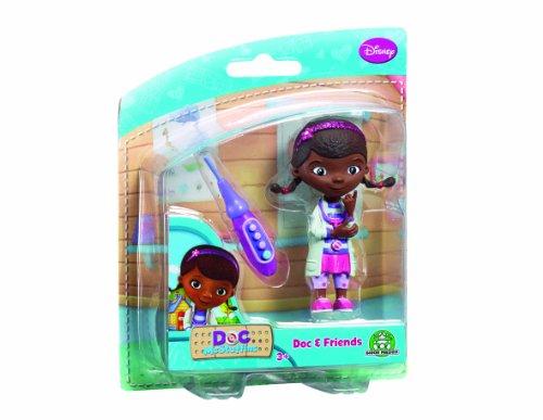 Disney Junior Doc McStuffins Doc und Friends Mini-Figuren (Styles und Zeichen kann variieren)