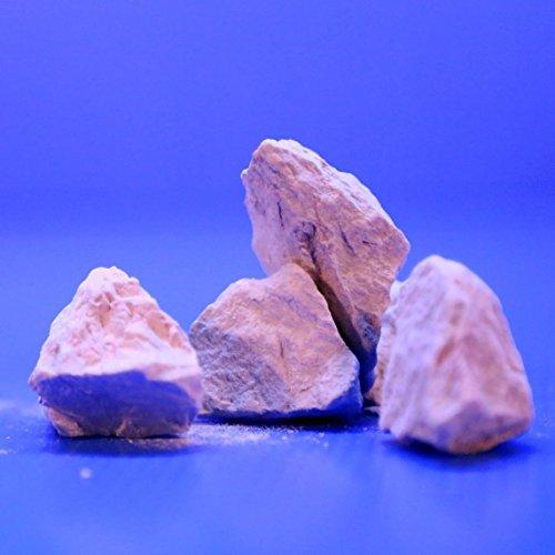 Aquarium Equip Tantora White Mineral Stone Montmorillonite Rock 100g Crystal Red Bee Shrimp CRS
