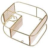 Artículos para el hogar, organizador de estante de almacenamiento simple y elegante para sala de estar y baño, etc.