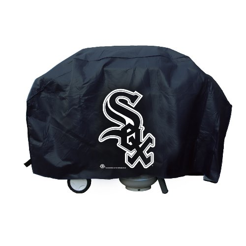 MLB Chicago White Sox Deluxe 68-inch Grill Cover