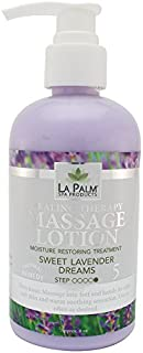Organic Healing Therapy Masage Lotion- Sweet Lavender Dreams