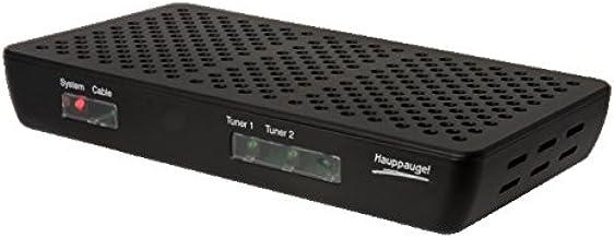 Amazon Com Hauppauge Wintv Dcr 2650 Dual Tuner Cablecard Receiver Electronics