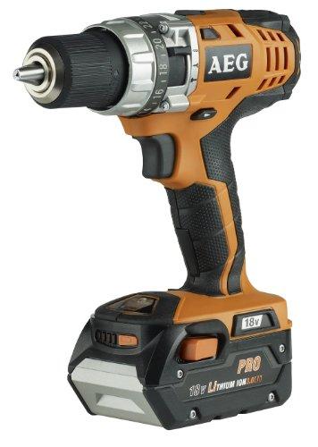 A.E.G. Power Tools AEGBSB18CL3P - Taladro combinado
