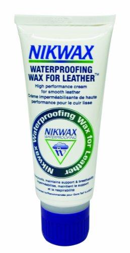 Nikwax Unisex's Waterproof Wax for Leather-White, 60 ml