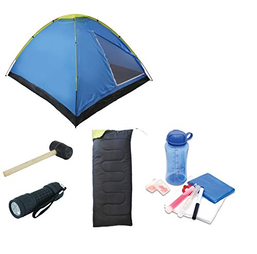 Yellowstone Essential Festival Pack Emergency Survival Camping Outdoor Hiking