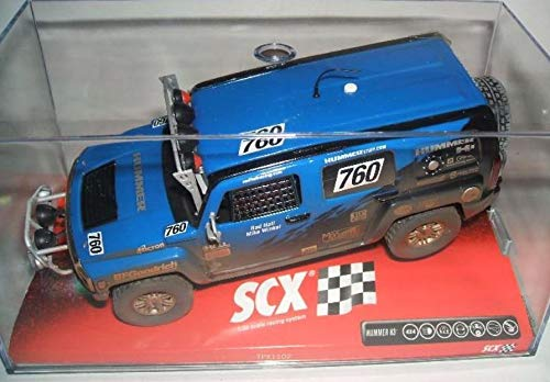 EXIN, FLY CAR MODELS SCALEXTRIC Hummer H3 Efecto Barro Ref.-A10081S300