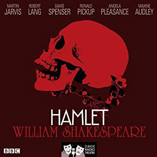 Hamlet (Classic Radio Theatre) cover art