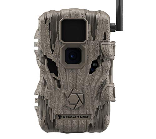Stealth Cam Fusion Cellular - Verizon, Brown, One Size
