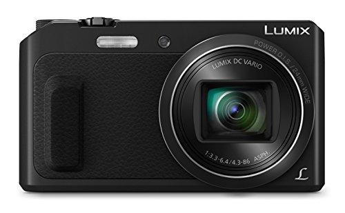 Panasonic Lumix Dmc-Tz57Eb-K Compact Digital Camera - Black (16 Mp,...