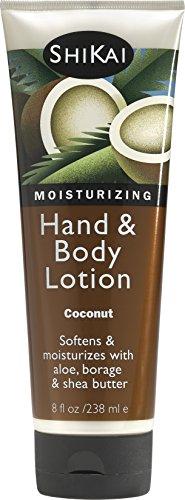 SHIKAI - Moisturizing Hand & Body Lotion Coconut - 8 fl. oz. (238 ml)