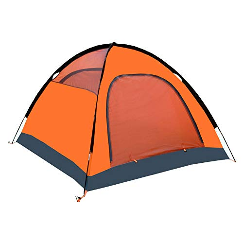 Outdoor Tent Ultralight Portable 2 Room Camping Tent Flytop Double Layer 4 Person 4 Season Hiking Tourism Tente
