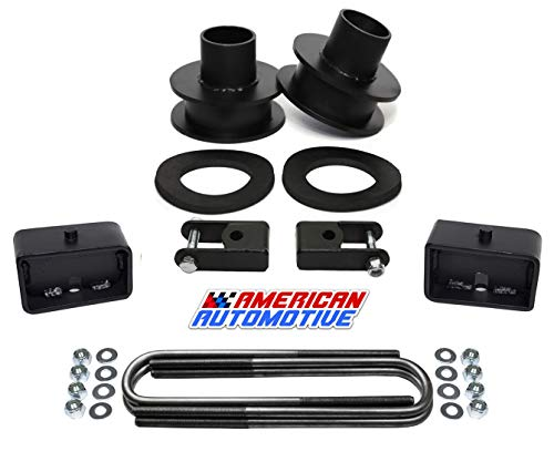 08 superduty lift kit - 3