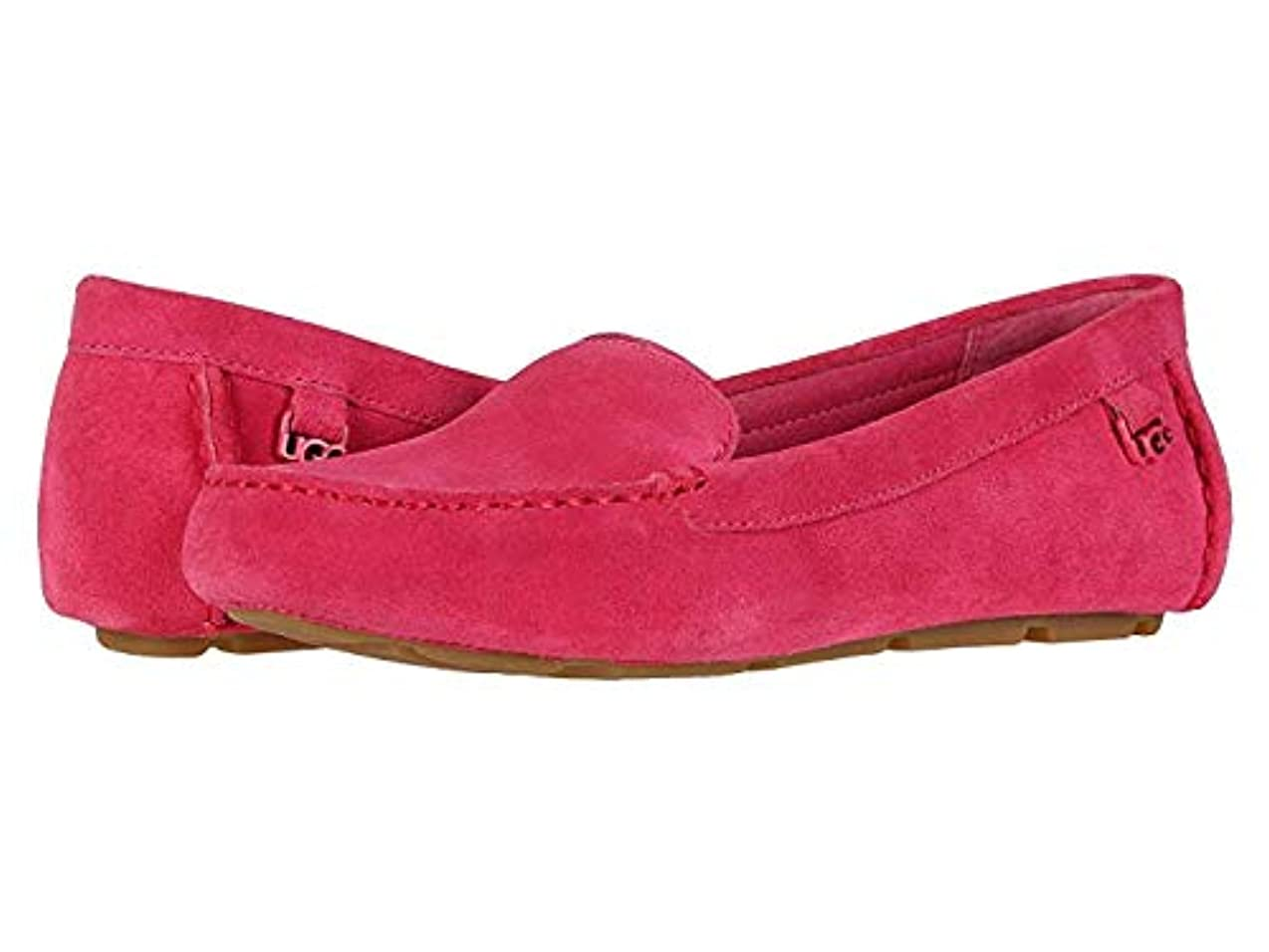 エッセイ急勾配の複数レディースローファー?靴 Flores Sweet Sangria (22.5cm) B - Medium [並行輸入品]