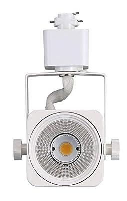 LED Track Lighting Head Round