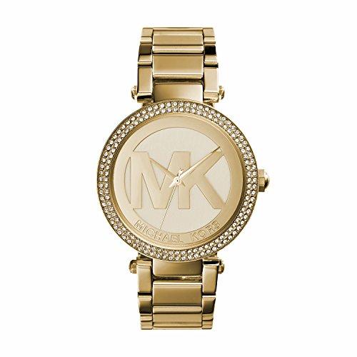 Michael Kors Reloj Analogico para Mujer de Cuarzo con Correa en Acero Inoxidable MK5784