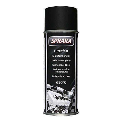 AUTO-K KWASNY 300 041 SPRAILA Hitzefest 650°C schwarz 400ml