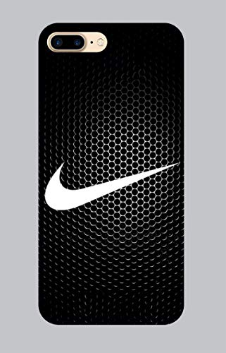 WorldSell Cover Morbida in TPU per iPhone 7-8 Plus Brands 014 Nike