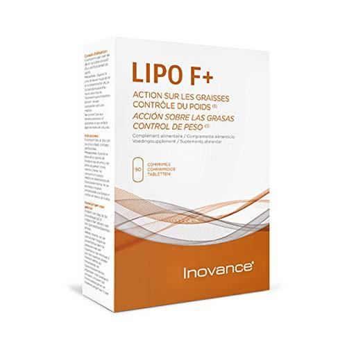 Inovance Lipo F+ - 90 Comprimidos