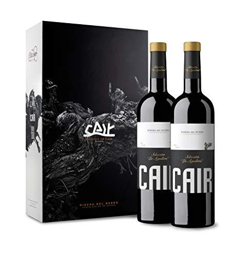 Cair Selección De La Aguilera Vino Tinto Dominio De Cair Estuche 2 Botellas - 750 ml