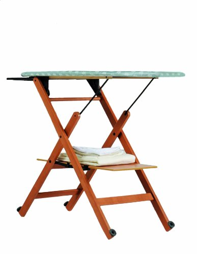 Foppapedretti Assai Folding Ironing Board, Noce/Brown by