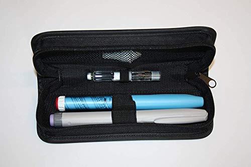 Insulin Reisetasche Diabetikertasche Medikamententasche Etui Pencase Tasche