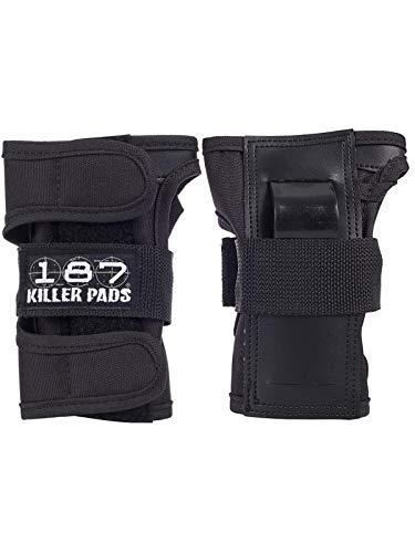 187 Killer Wrist Guards - Black - Large