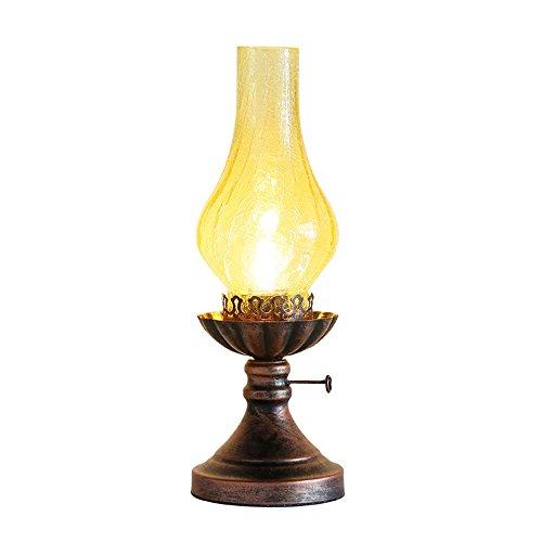Hanamaki Retro Antigua Lámpara De Queroseno, Restaurar Antiguas Formas De Diseño, Lámpara De Inducción, Lámpara De Queroseno, Lámpara De Cabecera, Pequeña Luz De La Noche