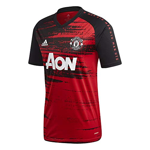 adidas Herren Manchester United Funktionsshirt rot XL