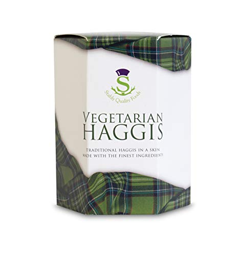 Stahly Quality Foods - Vegetarian Haggis 410g