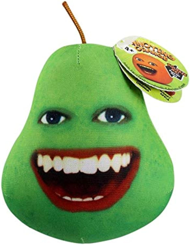 Annoying orange Series 1 3.5 inch Talking Pear Plush