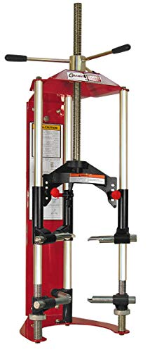 Myers Tire Supply Branick All Steel Construction 7600 Strut Compressor with Versatile Mounting Options and Multi-Purpose Hooks for Compressing Coil Springs up to 3,000 lbs.