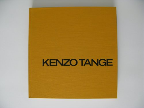 Price comparison product image Kenzo Tange,  1946-69: architecture and urban design