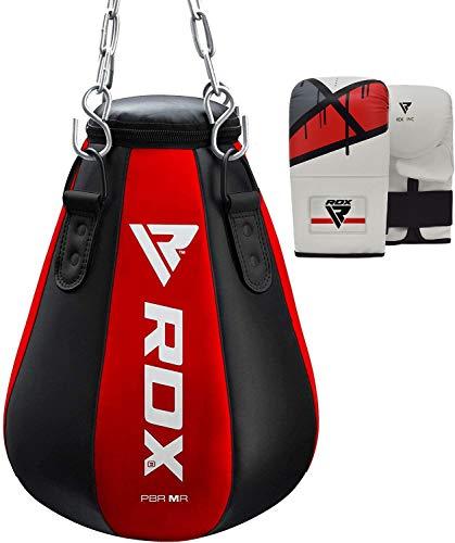RDX MMA Sacos De Boxeo Maíz Bolsa Relleno Ángulo Ssaco Pesado Pared Kick Boxing Muay Thai