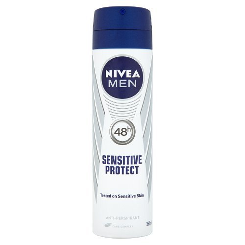 Nivea 150ml For Men Sensitive Protect 48H Anti-Perspirant