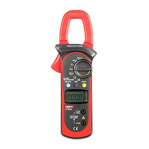 UNI-T UT204A Multímetro Digital De Pinza 400-600A