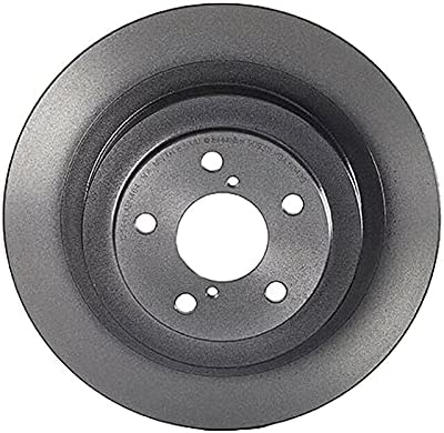 Rear Left or Right Sale item Solid Disc Compatible Rotor Brake with Excellence Subaru