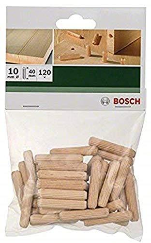 Bosch Dübel (120 Stück, Ø 10 mm)