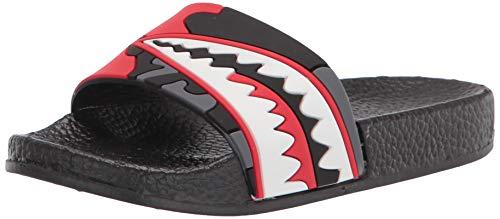 JACKSHIBO Boys Girls Slide Sandals, Outdoor Indoor Sandals Beach Water...
