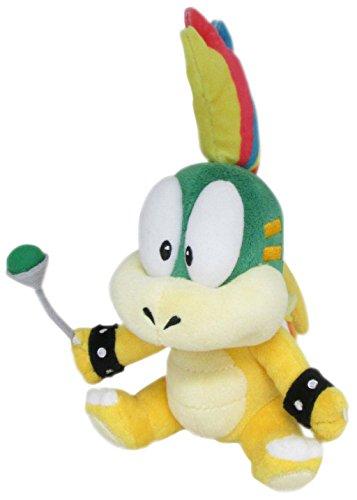 "Little Buddy Super Mario Series Lemmy Koopa 8"" Plush"